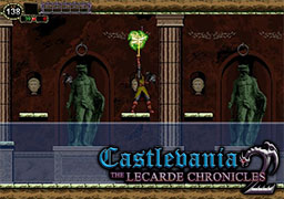 About Castlevania: The Lecard Chronicles 2