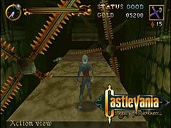 About Castlevania: Legacy of Darkness