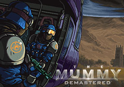About The Mummy Demastered