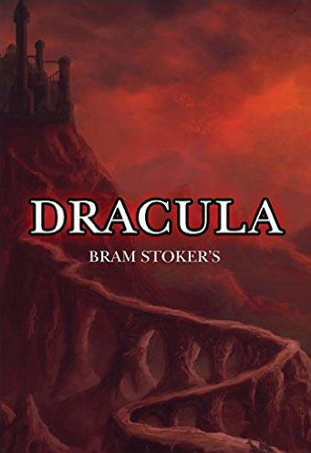 Cover for the Novel, Dracula