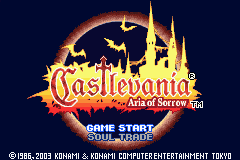 Castlevania: Aria of Sorrow Item Randomizer