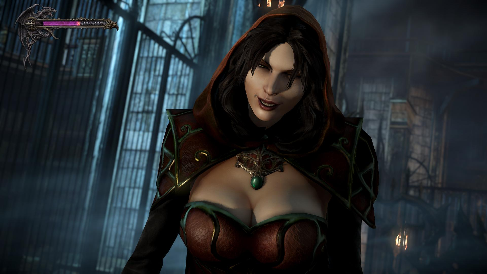Carmilla in Lords of Shadow 2