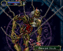 Beelzebub in Symphony of the Night