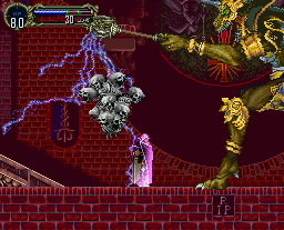 Galamoth in Symphony of the Night