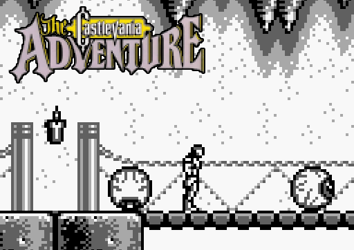 The Castlevania Adventure